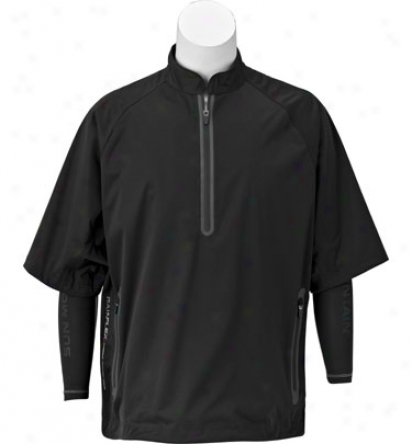 Sun Mountain Rain Flex Short Sleeve Pullover
