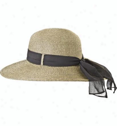 Sun N Sand Women S Straw Hat With Ribon