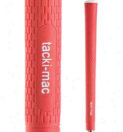 Tacki Mac Itomic Red Grip Kit