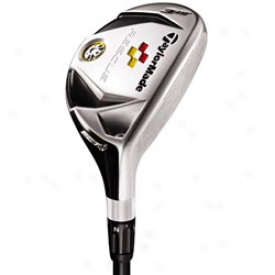 Taylormade 2009 Rescue Tp Through  Graphite Shaft