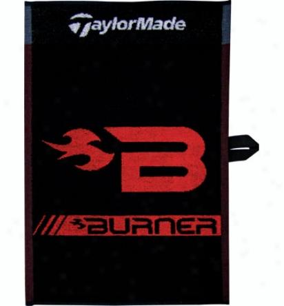 Taylormade Burner Cart Towel