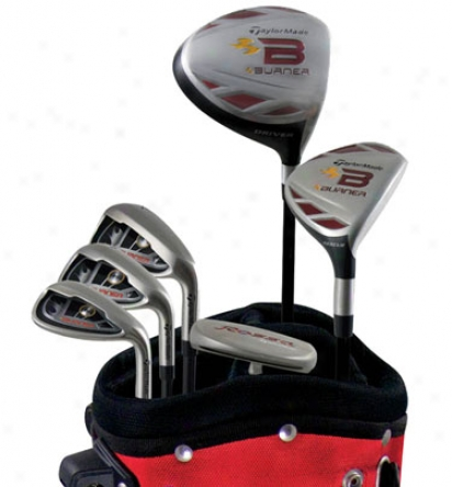 Taylormade Junior Full Set Ages 7-10