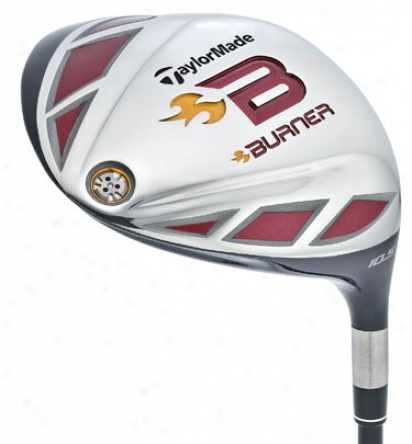 Taylormade Preowned 2009 Burner Tp Driver