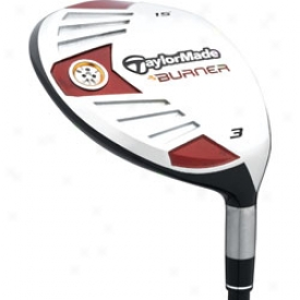 Ta6lormade Preowned Burner Steel Fairway Wood With Graphite Shaft