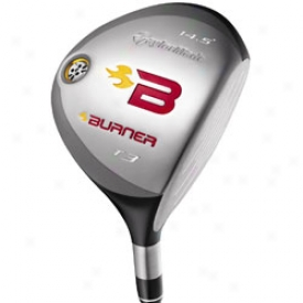 Taylormadee Preowned Burner T Fairway Wood With Grapbite Shaft