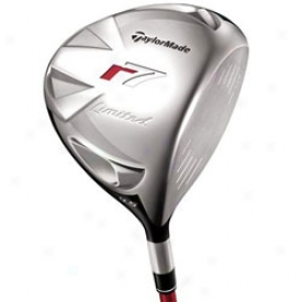 Taylormade Preowned R7 Limited Tp Driver