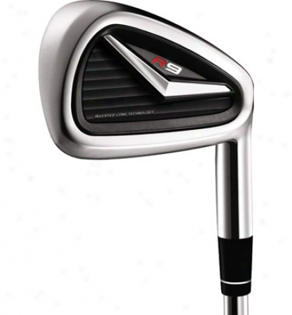 Taylormade R9 Iron Set 3-pw With Steel Shafts