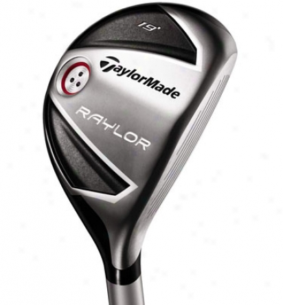 Taylormade Raylor Rescue With Graphite Shaft