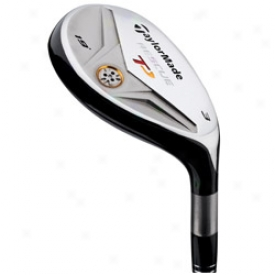 Taylormade Rescue Tp With Steel Shaft