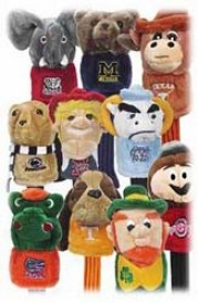 Team Effort College Mascot Headcover
