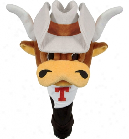 Team Effort Collegiate Axis Gripper Mascot Driver Headcover
