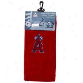 Team Effort Mlb Embroidered Towel