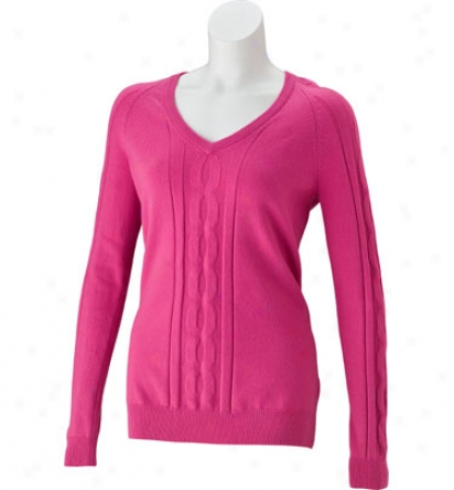 Tehama Women S Cable Sweater