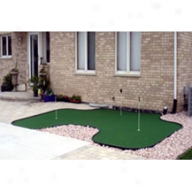 Texas Greens By Design Btazos Series Putting Green 18  X 14