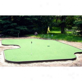 Texas Greens By Design Brazos Series Putting Green 20  X 14