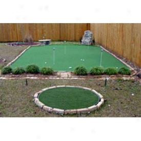 Texas Greens By Design Lavaca Series Putting & Chipping Green 24  X 14
