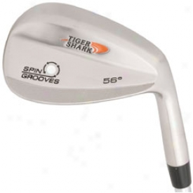 Tigsr Shark Spin Groove Wedge