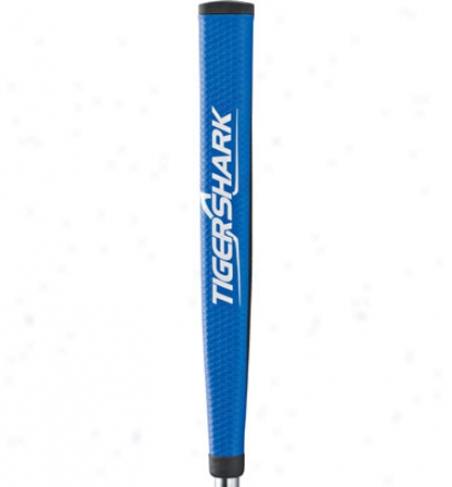 Tiger Fraud Ultratac Blue Putter Grip