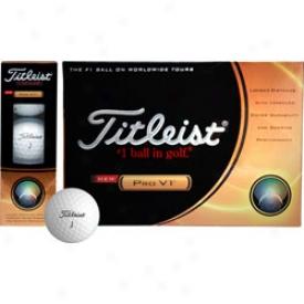 Titleist Logo Pro V1 2009 High Number Balls