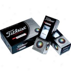 Titleist Logo Pro V1x 2009 High Number Half Dozen Balls