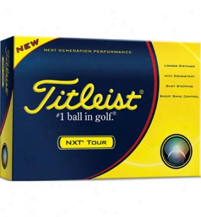 Titleist Nxt Tour