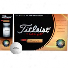 Titleist Personalized Pro V1 High Numbers
