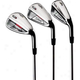 Titleist Preowned Ap1 Iron Set 4-gw With Steel Shafts