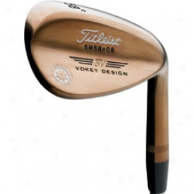 Ttileist Preownsd Vokey Spin Milled Oil Can Wedge