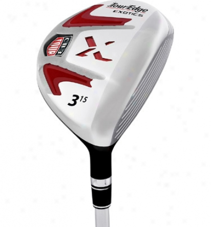 Tour Edge Exotics Cb3 Tour Fairway Woof