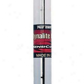 True Temper Dynalite Gold .355t Iron Shaft With Sensicore