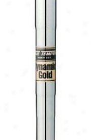 True Temper Dyjamic Gold .350 Wood Shaft