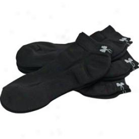Under Armour Men S Lo-c8t Socks 4 Pack