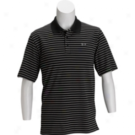 Undeer Armour Performance Stripe Polo