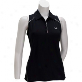 Under Armour Sl3evless Performance Polo