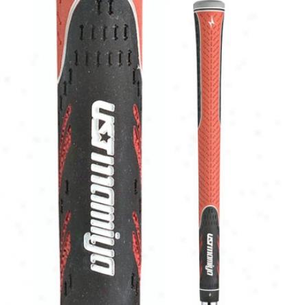 Ust Comp Sc Black/red Grip