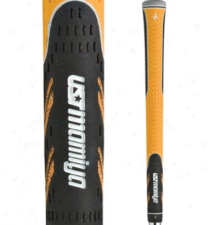Ust Comp Sc Black/yellow Grip Kit
