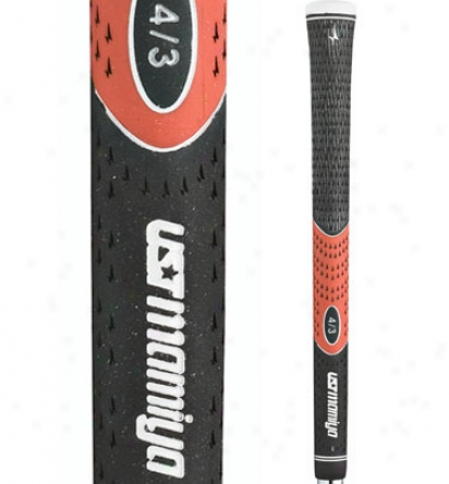 Ust Pro Dc Red/black Grip Kit