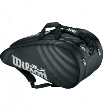Wilson Tennis Blx Club Premium Racquet Bag