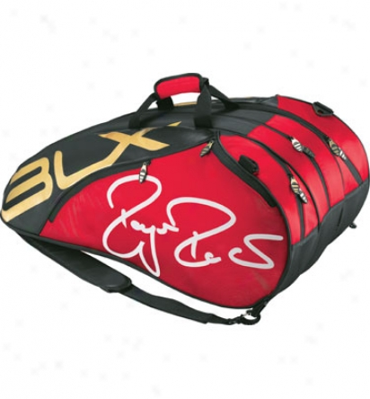 Wilson Tennis Blx Tour Rf Super Six Bag
