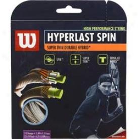 Wilson Tennis Hyperlast Spin