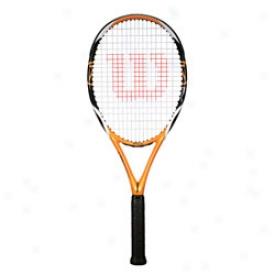 Wilson Tennis Kzen Team Fx Orange 103