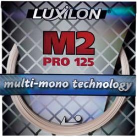 Wilson Tennis M2 Pro 125 - Luxilon String