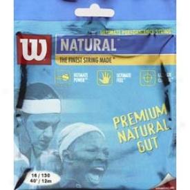 Wilson Tennis Natural Gut