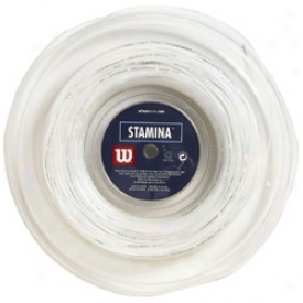 Wilson Tennis Sramina String 660 Ft Reel