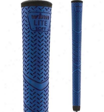 Winn Lite V17-soft Blue Midsize +1/16 Grip Kit