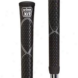 Winn X-treme Texture Integration Black Kit