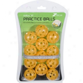 Z Tech Airflow Ball 12 Pack