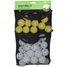 Z Tech Foam And Airflow Balls In Mesh Bag
