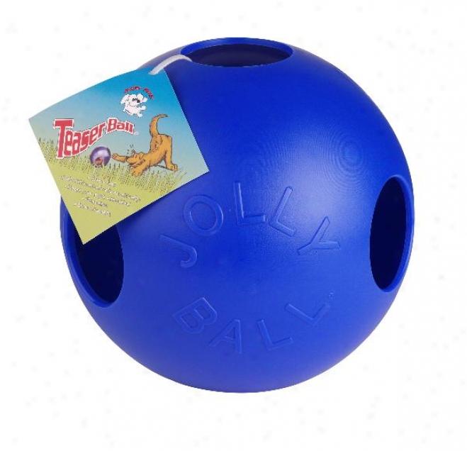10 Teaser Ball - Blue - 10