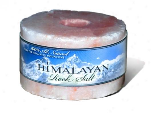 100% Natural Himalayan Rock Salt - Natural Pink - 2.2 Lbs